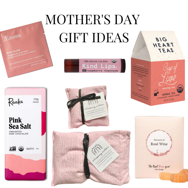 Pink Gifts for Women - Gift Ideas for Mother's Day