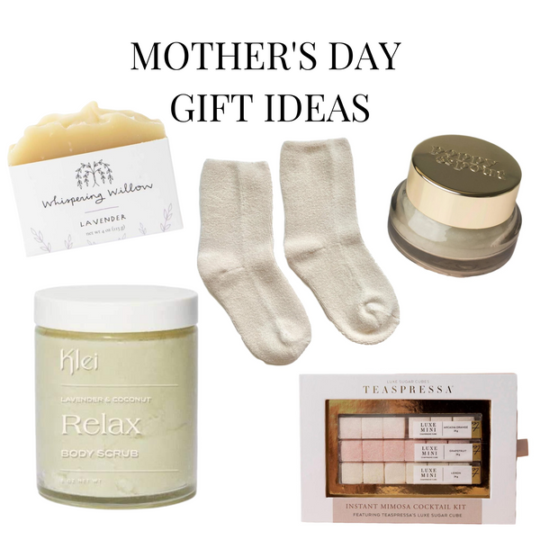 Self-Care Gifts for Mother's Day, Birthdays, Get Well Soon