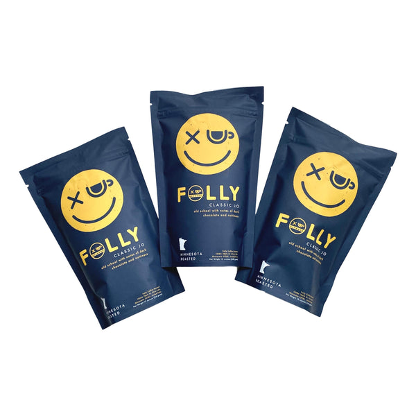 Folly Coffee - Award-Winning Coffee - Giften Market