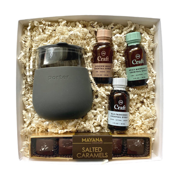 Virtual Happy Hour Gift Box - Giften Market