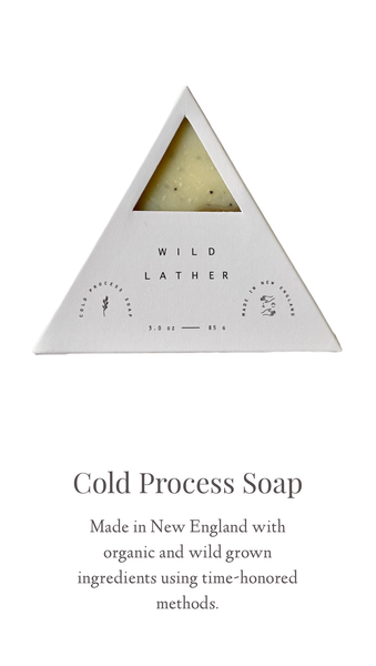 Wild Lather Cold Process Soap