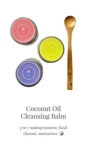 SKINNY and Co. Coconut Oil Balms