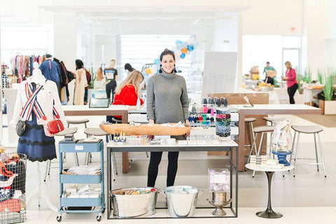 Giften Market Pop-Up Shopping Events