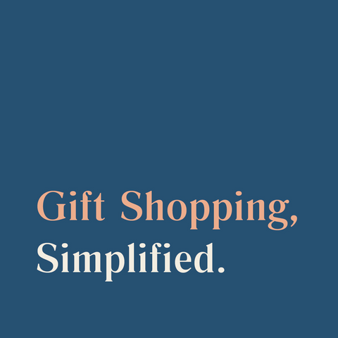Gift Shopping, Simplified. Giften Market