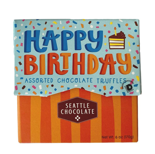 Happy Birthday Truffles - Birthday Gifts - Giften Market