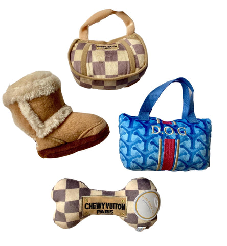 Haute Diggity Dog Toys - Gift Guide for Dogs - Giften Market