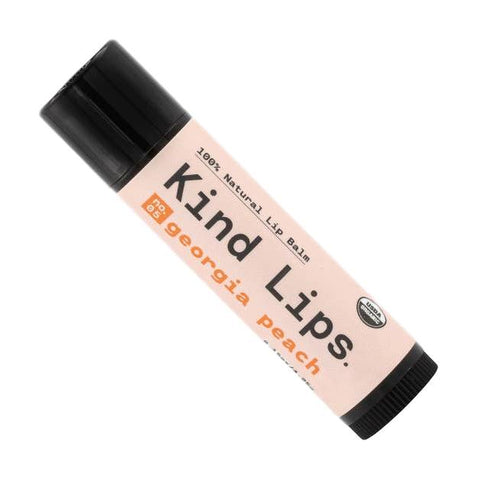 Kind Lips Georgia Peach Lip Balm - Giften Market