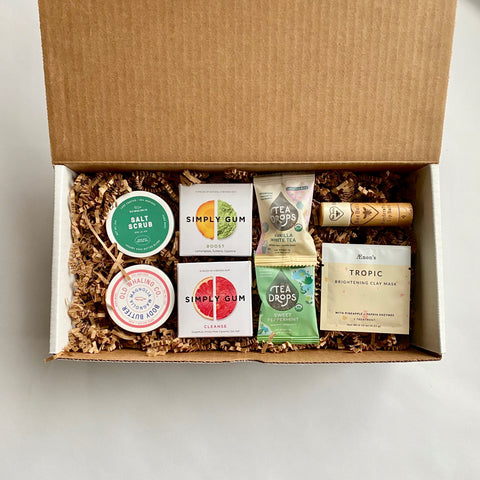 Little Luxuries Care Package - Giften Market