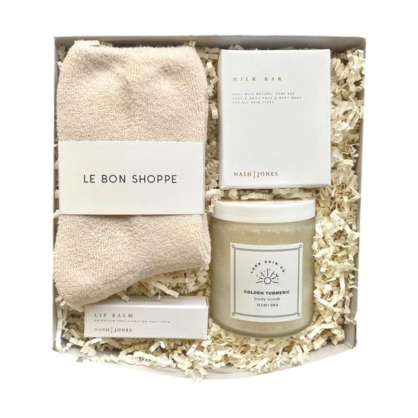 Little Luxuries Gift Box - Cream - Giften Market