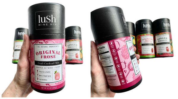 Lush Wine Mix Craft Cocktails