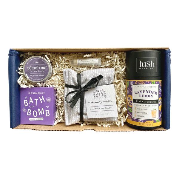 Soothe Gift Box - Giften Market - Get Well Soon