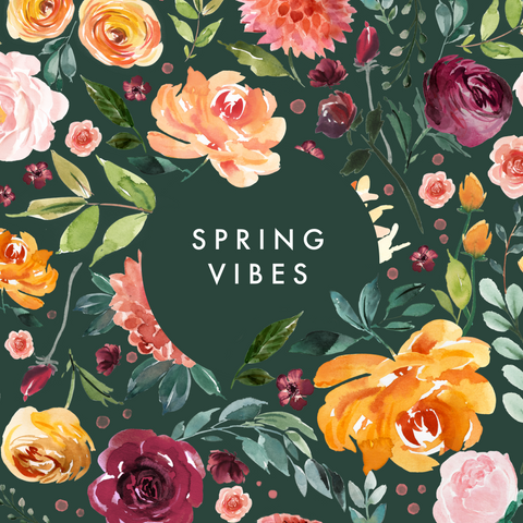 Spring Vibes - 2020 Gifts & Accessories Collection