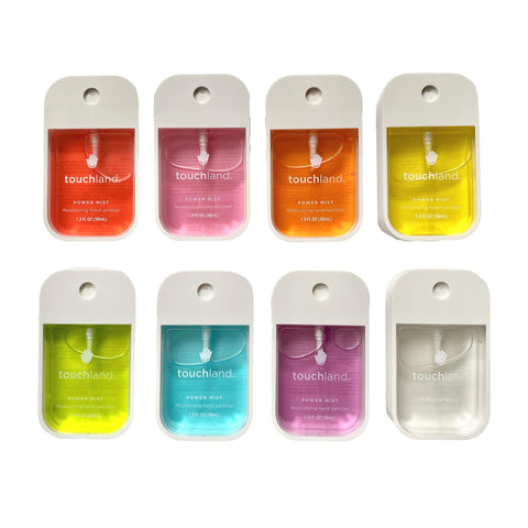 Touchland Moisturizing Hand Sanitizer