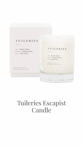 Tuileries Escapist Candle by Brooklyn Candle Co.