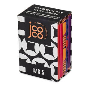 5 Bar Dark Chocolate - Giften Market