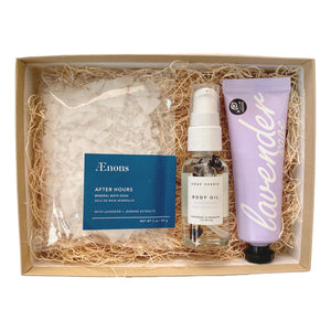 A Little Something - Lavender Gift Box - Gifts Under $40