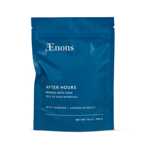 Aenons After Hours Mineral Bath Soak - Giften Market