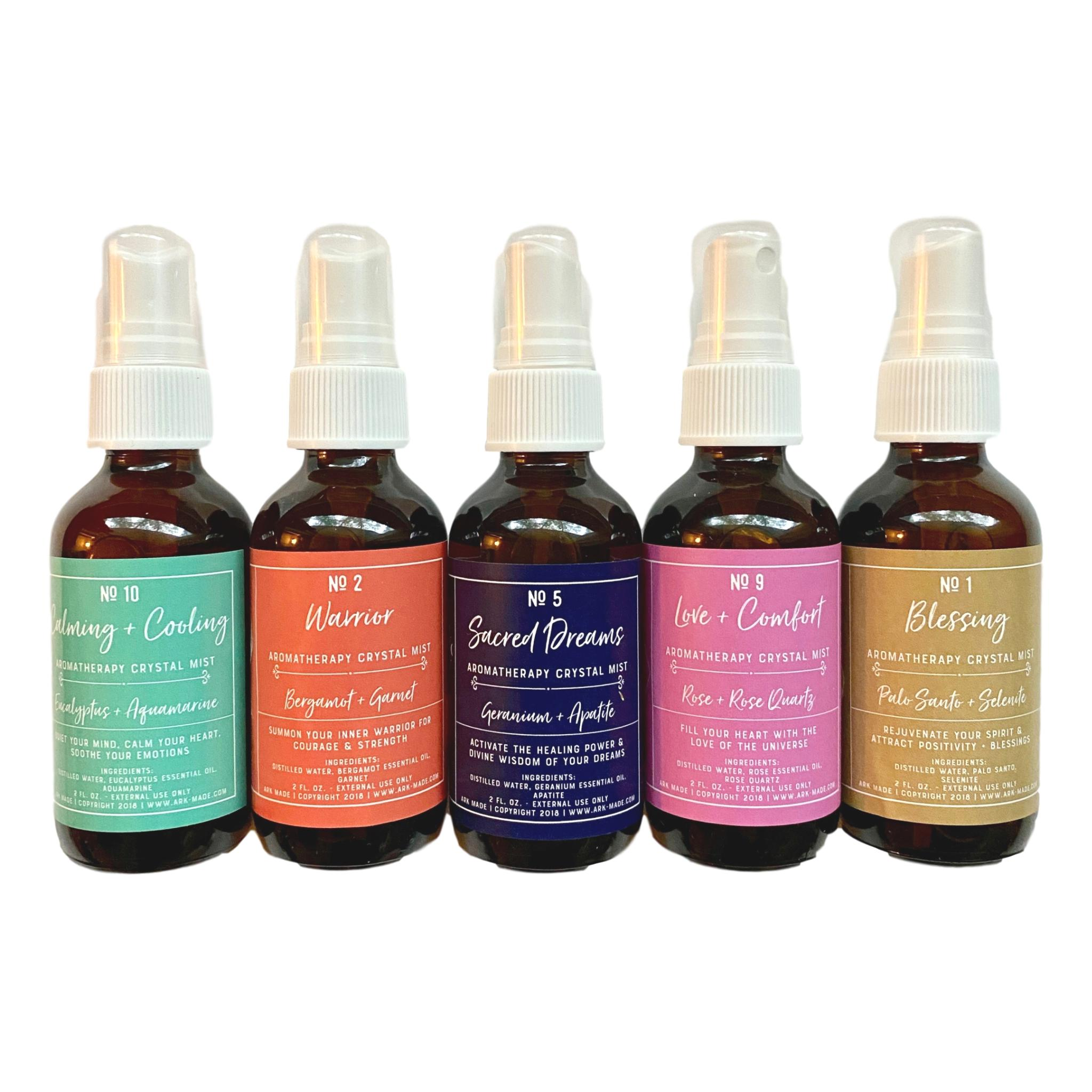 Aromatherapy Crystal Mist - Blessing - Giften Market