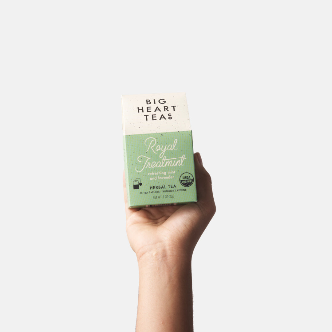 Gifts for Tea Lovers - Royal Treatmint
