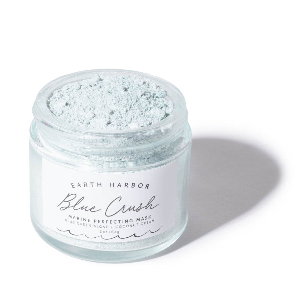 Blue Crush Face Mask - Earth Harbor Naturals