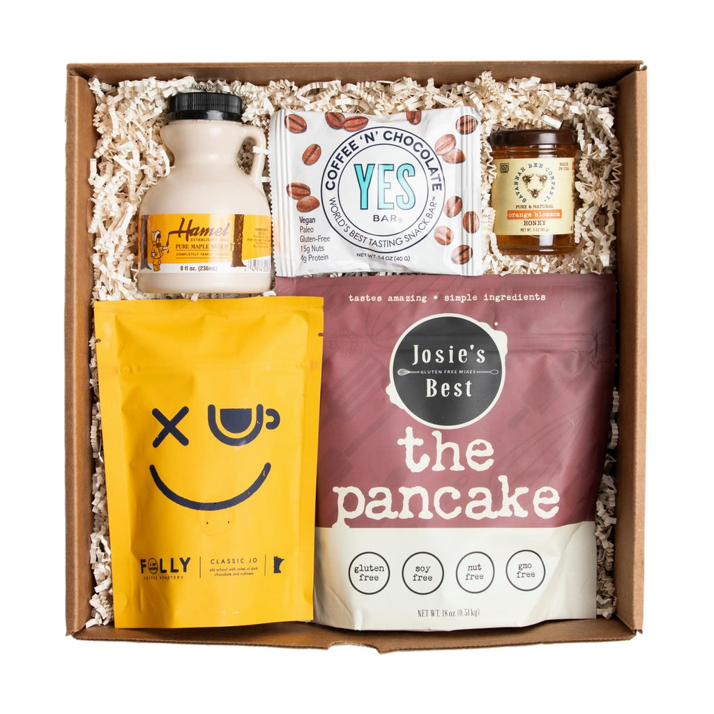 Breakfast in Bed Gift Basket - Giften Market