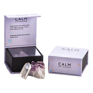Calm Mini Stone Pack - Giften Market