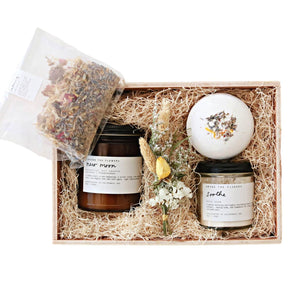 Calming Waters Gift Box - Giften Market