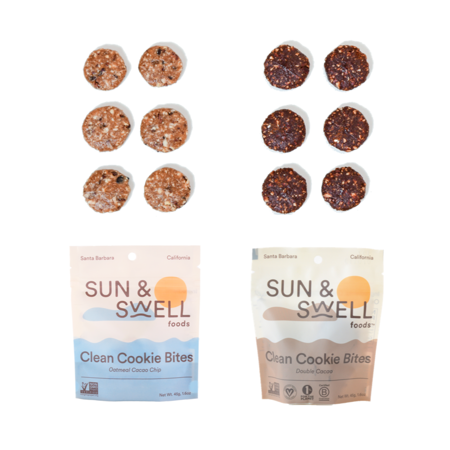 Clean Cookie Bites - Giften Market
