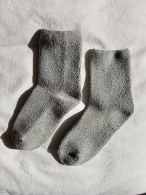 Cloud Socks - Heather Gray - Giften Market