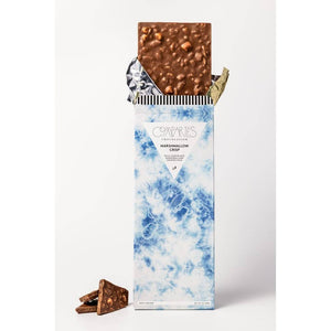Compartes Marshmellow Crisp Chocolate Bar - Giften Market