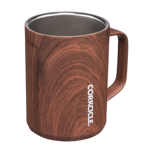 Coffee Mug - Walnut Wood - Giften Market