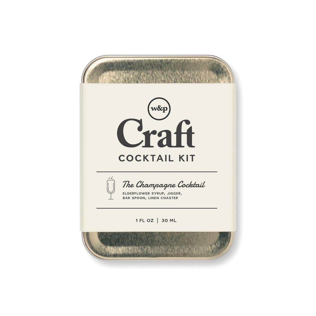 Craft Champagne Cocktail Kit - Giften Market