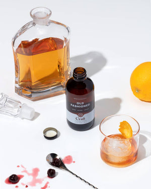 Mini Craft Cocktail Syrup Set - Giften Market