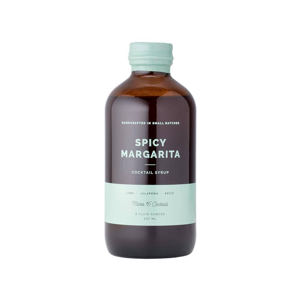 Craft Spicy Margarita Cocktail Syrup - 8oz - Giften Market