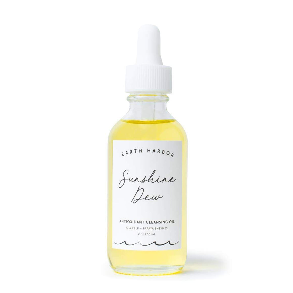 Sunshine Dew Cleansing Oil: Antioxidants + Enzymes - Giften Market