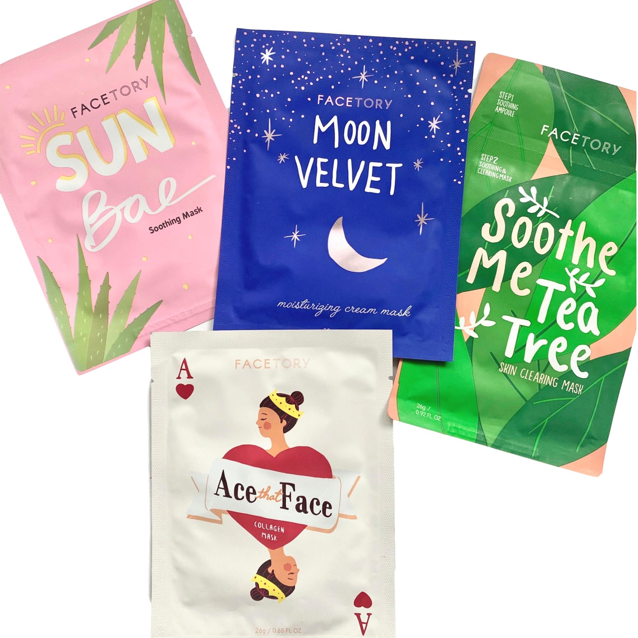 Ace that Face Collagen Mask - Giften Market