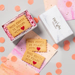 Delight Patisserie Filled with Love Cookie Sampler Box - Giften Market