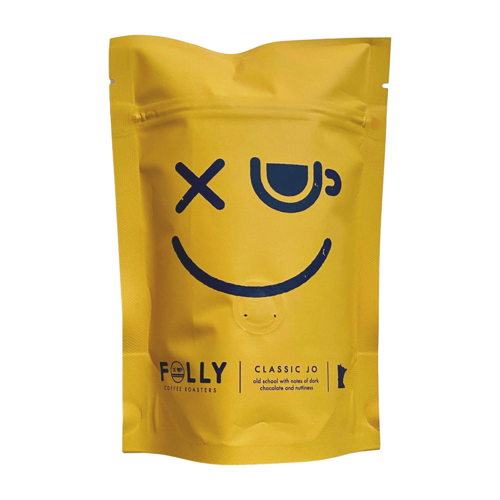 Folly Coffee - Yellow - Classic Jo