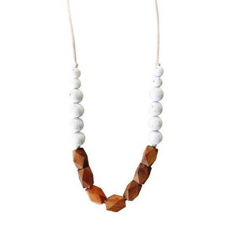 Harrison Teething Necklace - Giften Market