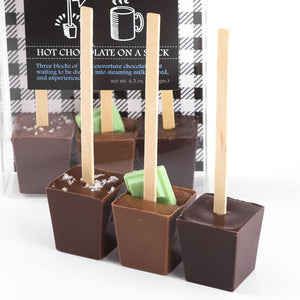 Ticket Chocolate Variety 3-Pack