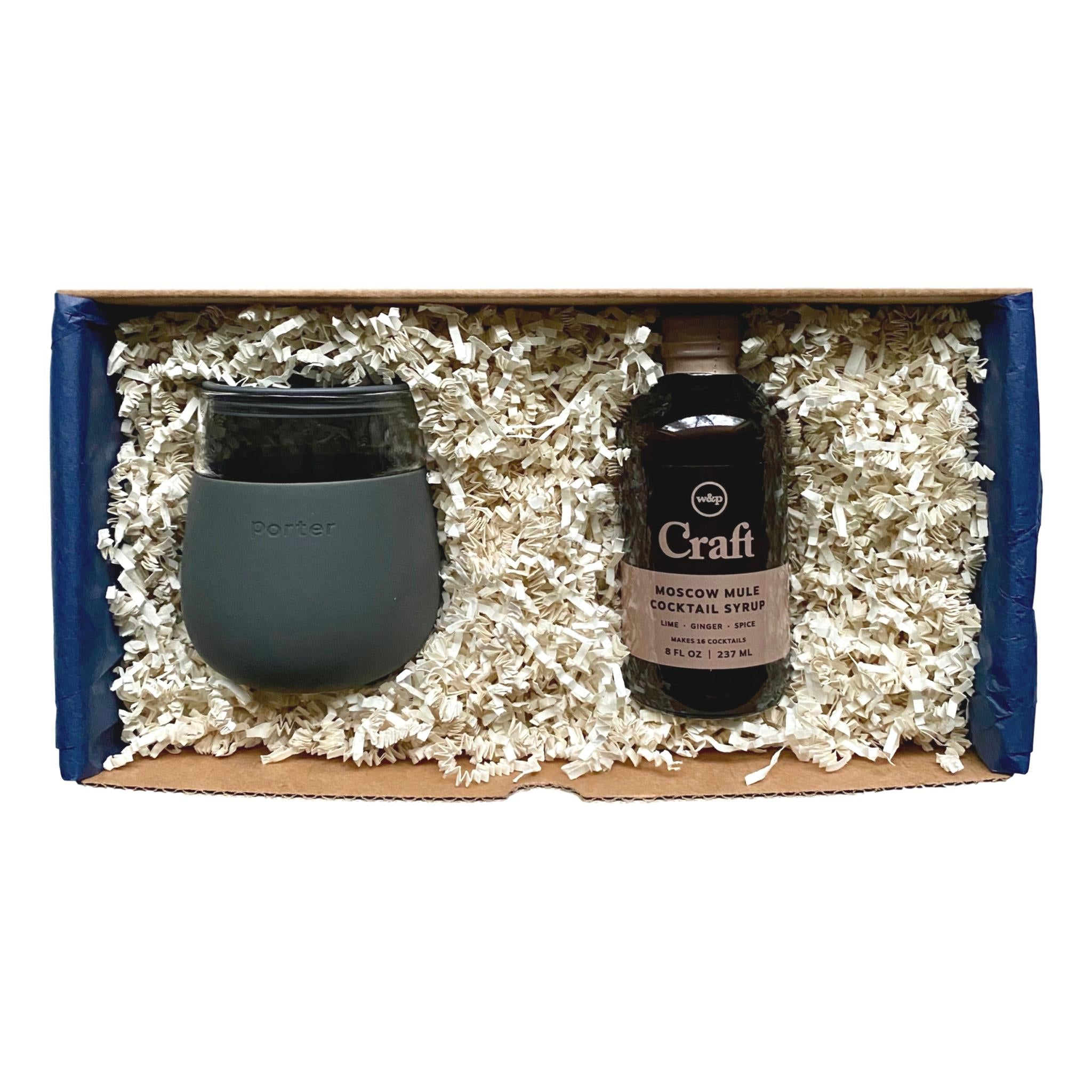 Cocktail Duo - Charcoal - Giften Market