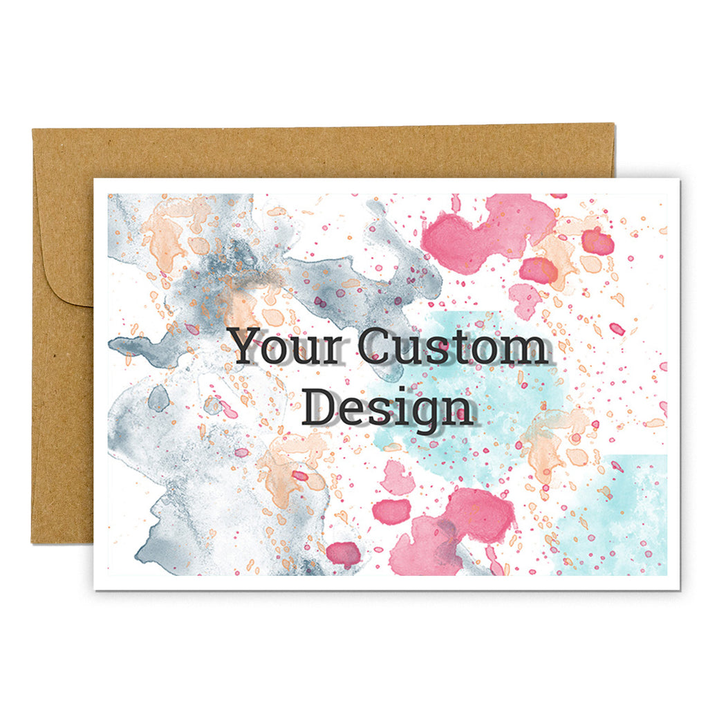 Personalized Greeting Card - Giften Market