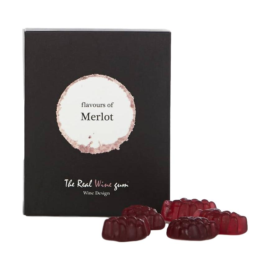 Vinoos Sophisticated Wine Gummies - Merlot - Giften Market