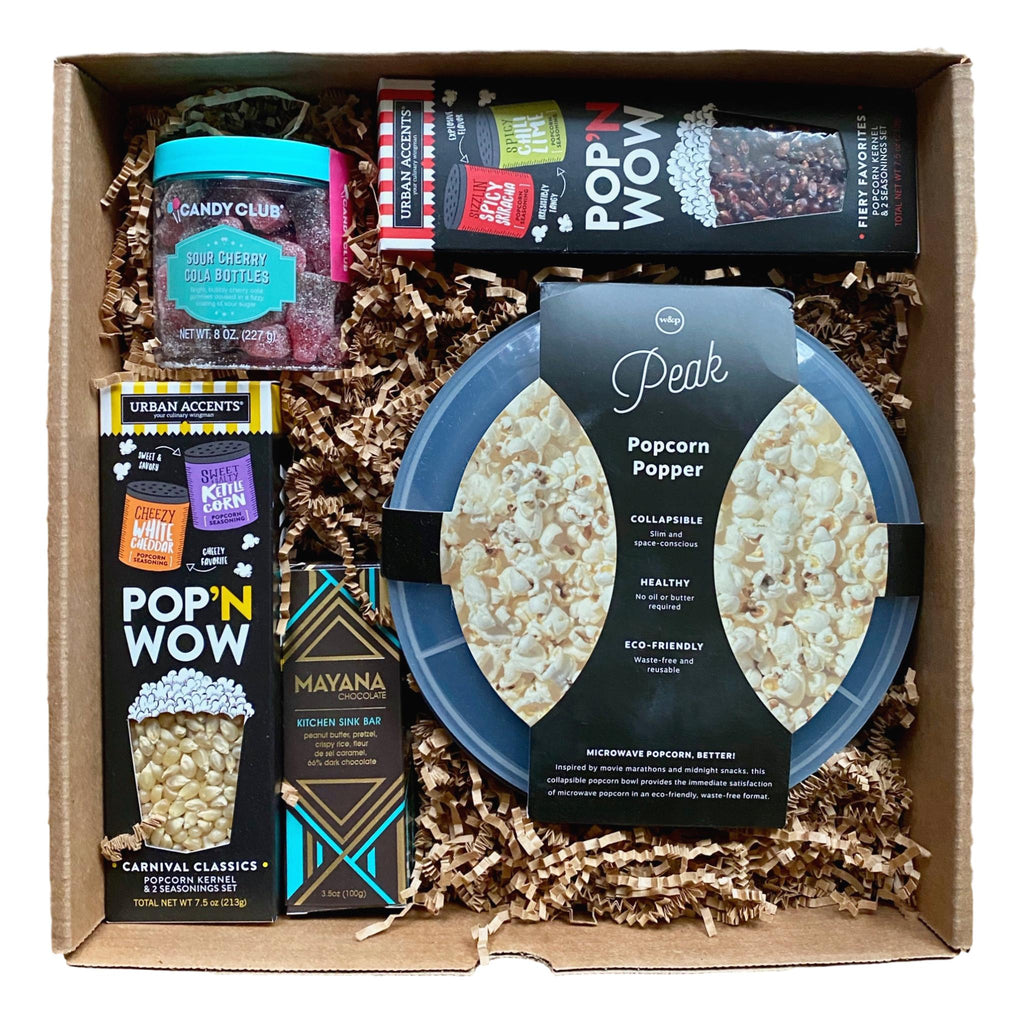 Movie Marathon Gift Box - Giften Market