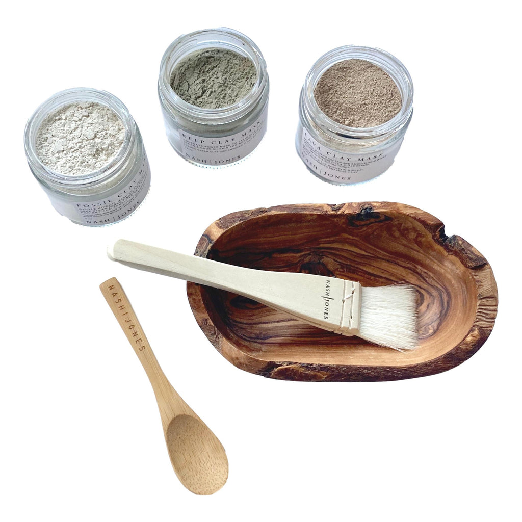 Clay Mask Trio Set - Giften Market