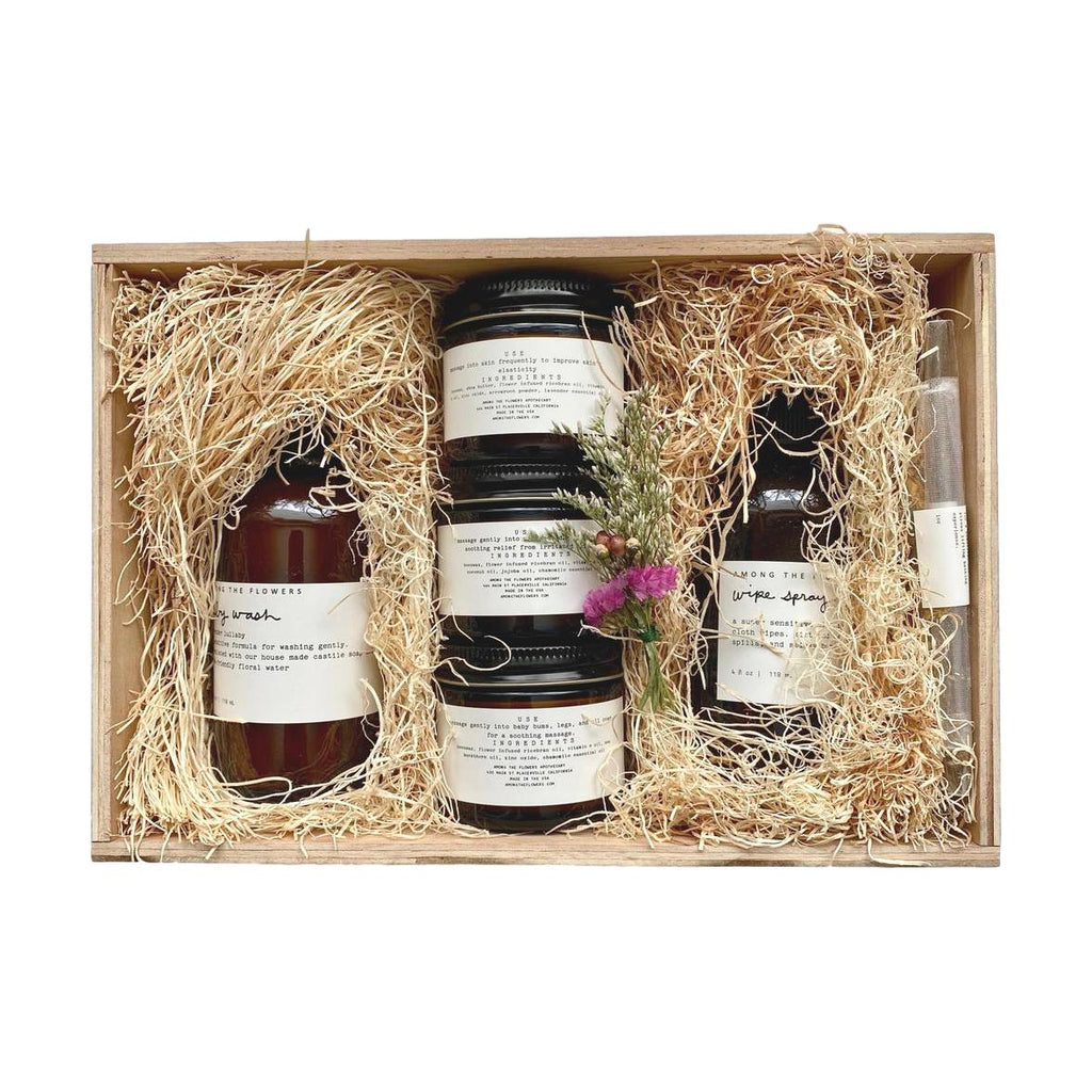New Mom + Babe Gift Box - Giften Market