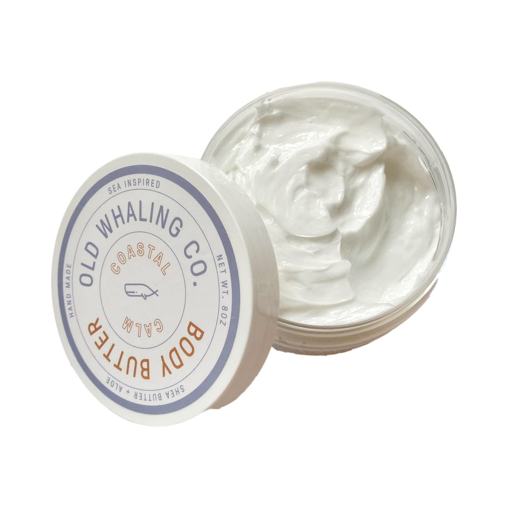 Coastal Calm Body Butter 8oz - Giften Market