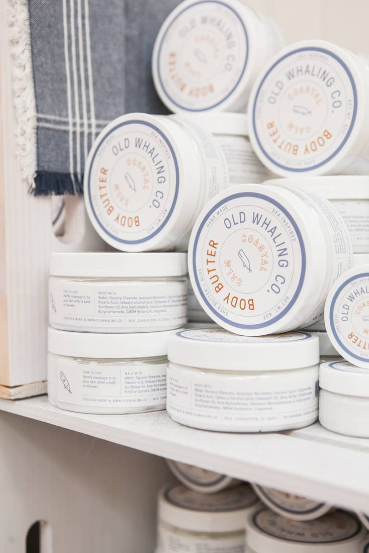 Coastal Calm Body Butter - Travel Size - Giften Market