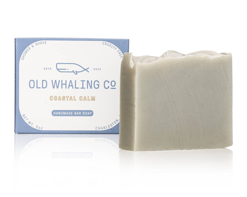 Coastal Calm Bar Soap - Giften Market