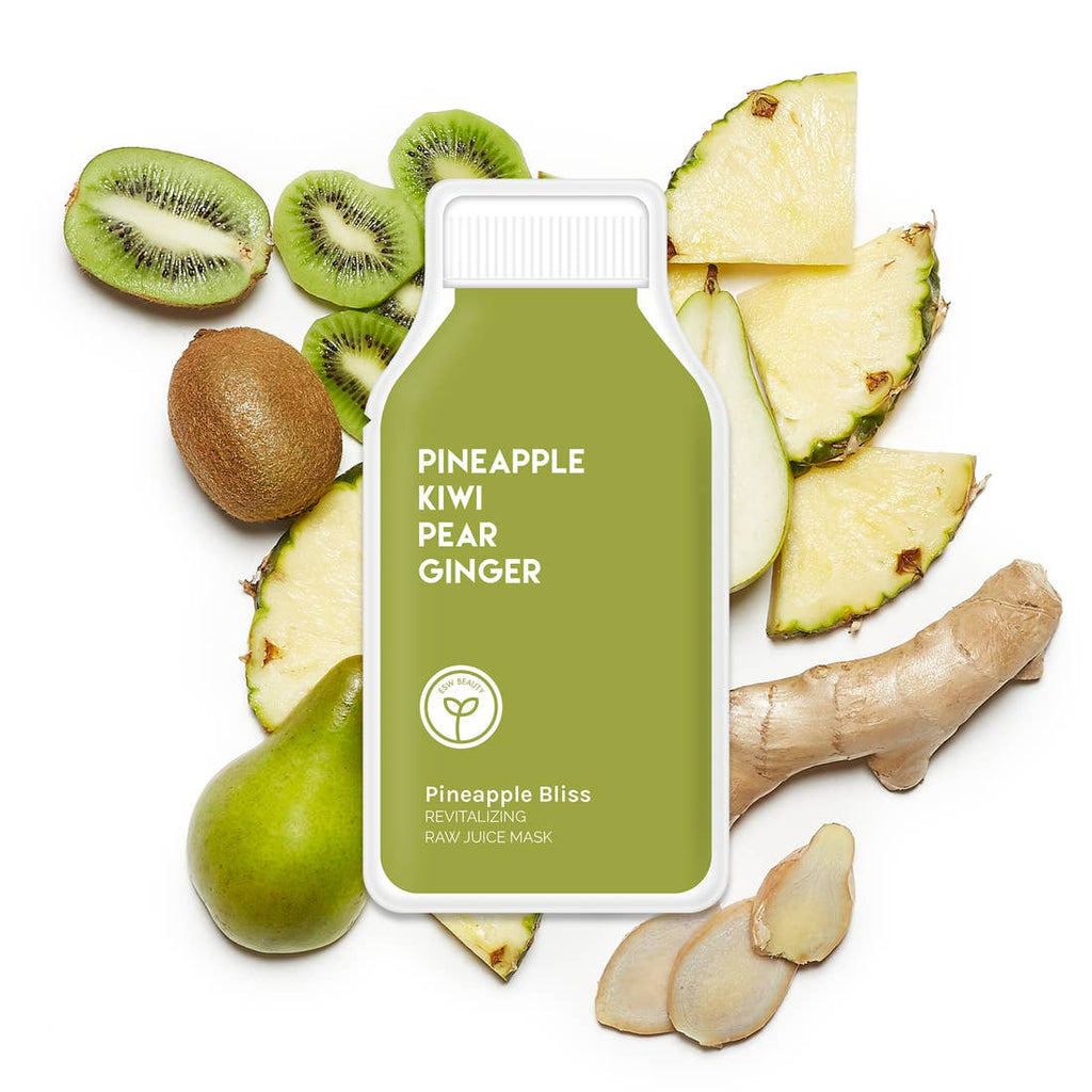 Pineapple Bliss Revitalizing Raw Juice Mask - Giften Market